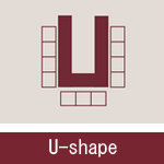 u-shape